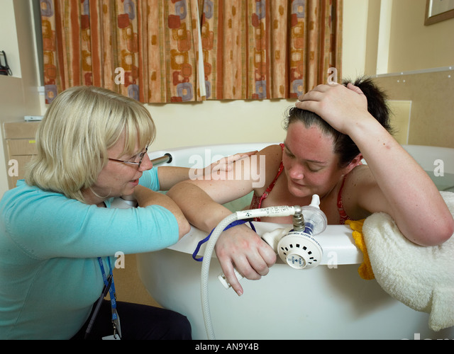 Gas And Air Birth Stock Photos Gas And Air Birth Stock Images Alamy