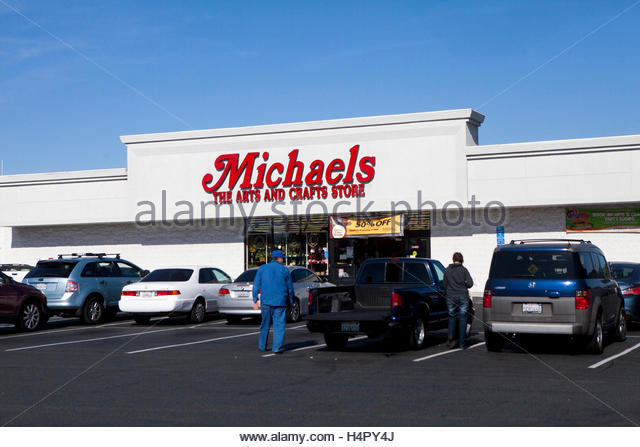Michaels store stock photos michaels store stock images for Michaels craft store san diego