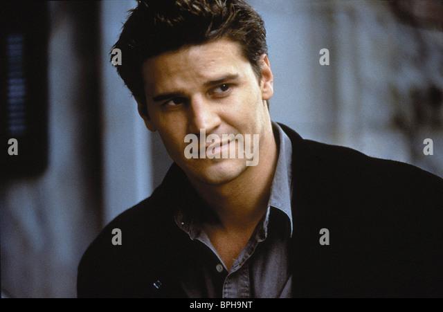 DAVID BOREANAZ VALENTINE (2001)   Stock Image