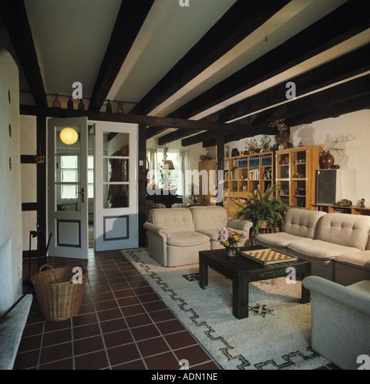 Living Room Pelmet In Conservatory
