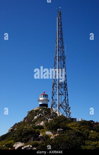 Lighthouse Cape Good Hope Blue Stock Photos Lighthouse Cape Good Hope B