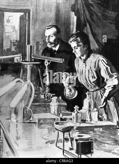 a biography of marie curie a polish physicist Born maria sklodowska on november 7, 1867, in warsaw, poland, marie curie  became the first woman to win a nobel prize and the only woman to win the.