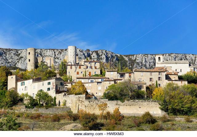 Haut var stock photos haut var stock images alamy - Les plus beau village du var ...