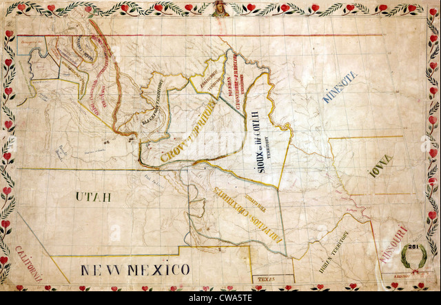 North American Indian Tribes Stock Photos  North American Indian