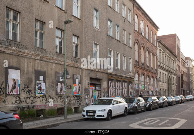 Buildings berlin street facade stock photos buildings for Carports berlin