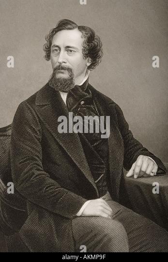 A biography of charles john huffam dickens