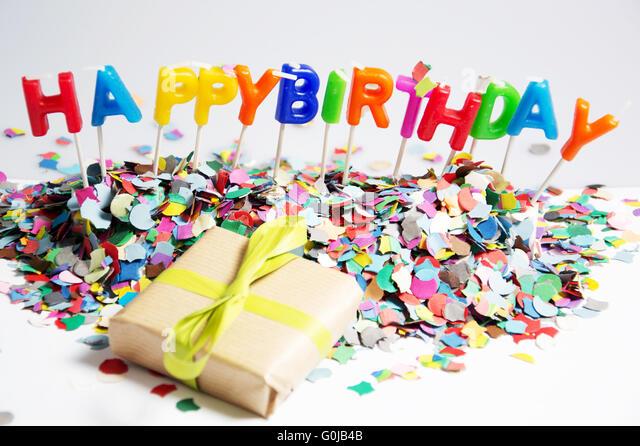 Birthday Party Preparation Stock Photos & Surprise Birthday Party ...