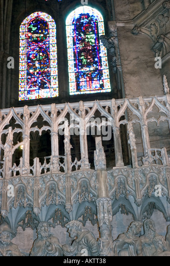 Chartres Cathedral Christ Stock Photos Chartres