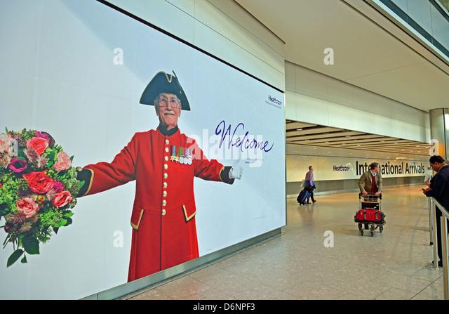 london heathrow airport arrivals