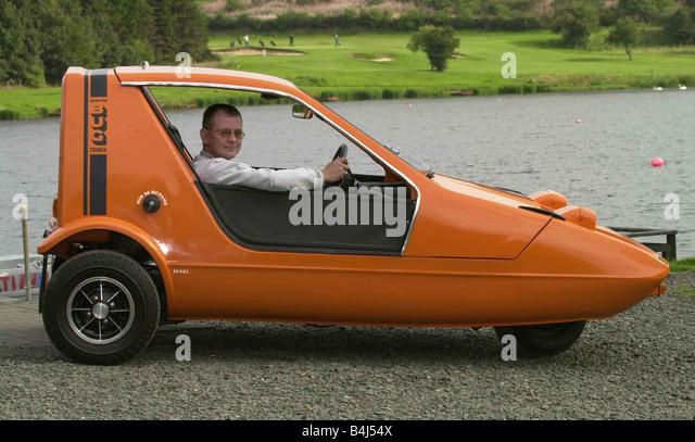 Bond Bug Car Stock Photos Bond Bug Car Stock Images Alamy