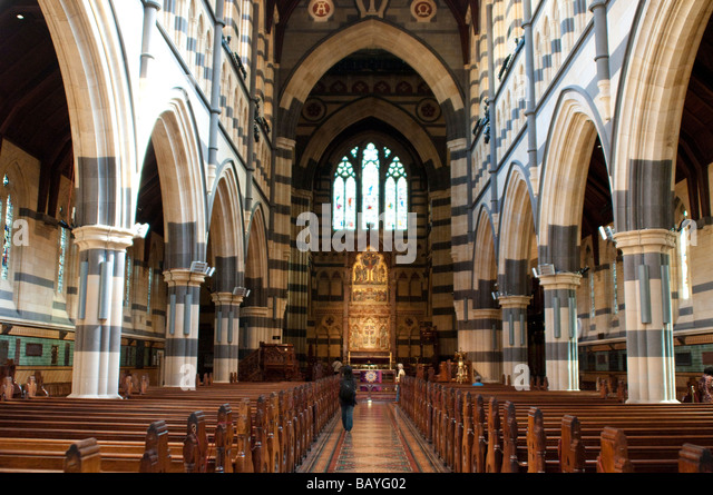 Gothic Revival Interior Stock Photos Gothic Revival