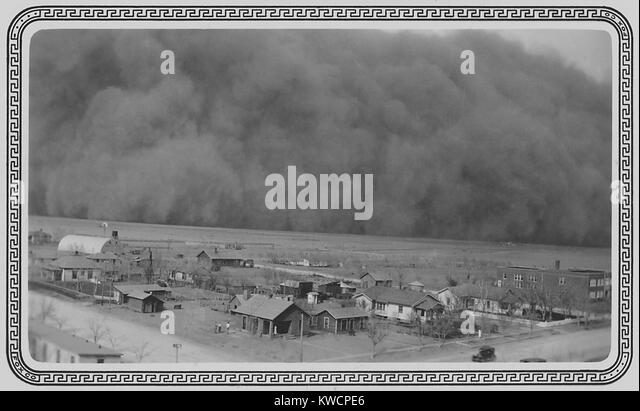 the great ecological catastrophe of the dust bowl of north america in the early 1930s The environmental conditions created when severe drought struck the great plains region in the 1930s exposed the dust bowl 3 drought and dust this catastrophe.