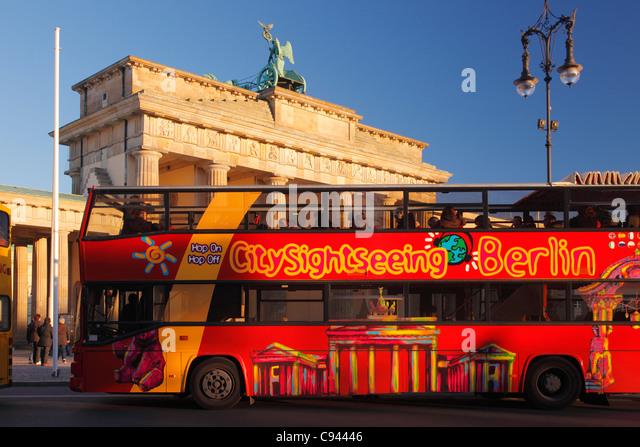 City Sightseeing Berlin: Hop-On, Hop-Off Tour, Berlin City Tours ...