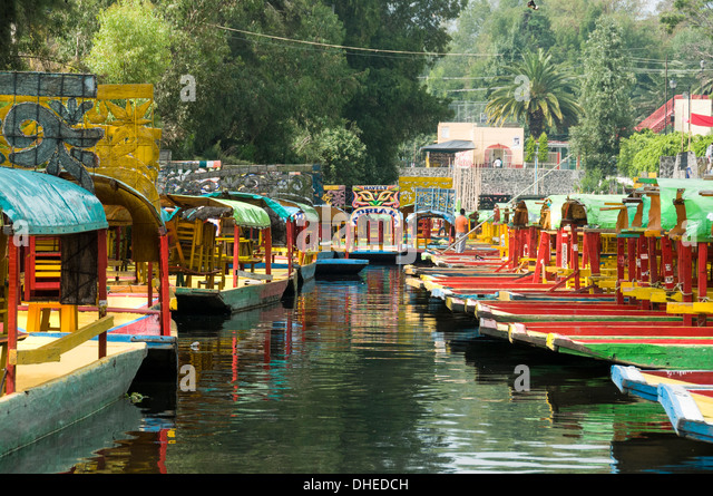 Lake Xochimilco Stock Photos Lake Xochimilco Stock Images Alamy
