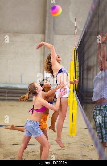 Volleyball Tournament Siesta Key Beach July