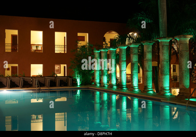 night-shot-of-the-swimming-pool-at-the-h