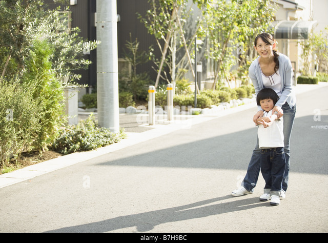 relationship between mother and son in japan