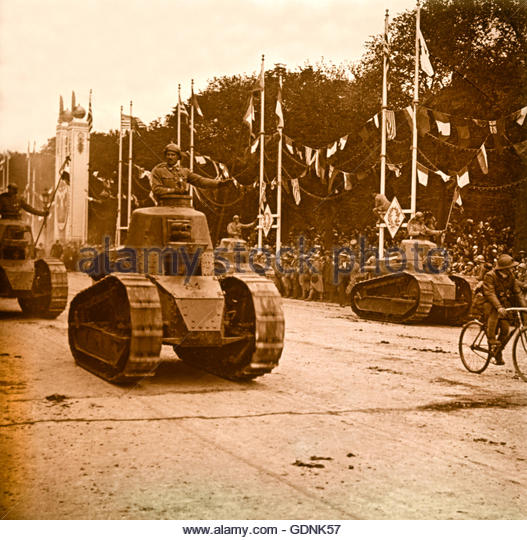 tanks ww1 stock photos tanks ww1 stock images alamy. Black Bedroom Furniture Sets. Home Design Ideas