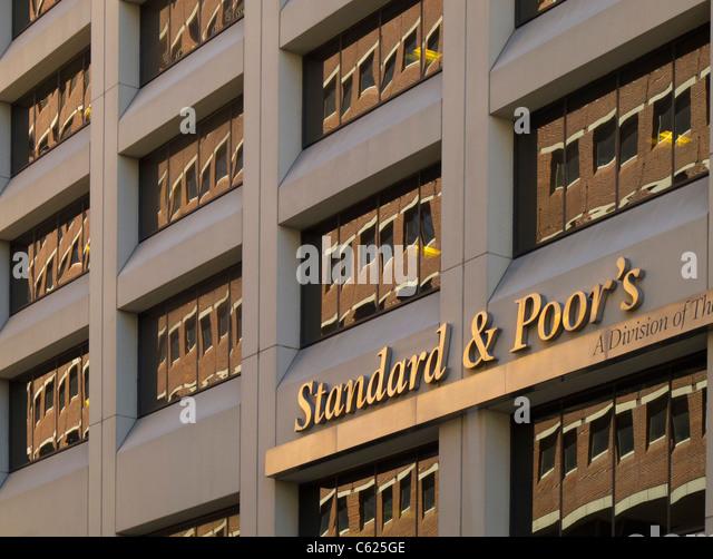 Standard & Poors 500 (SP-500)