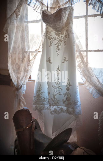 Old wedding dress stock photos old wedding dress stock for Old west wedding dresses