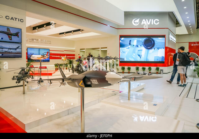 Business aviation china stock photos business aviation - Salon international de l aeronautique du bourget ...