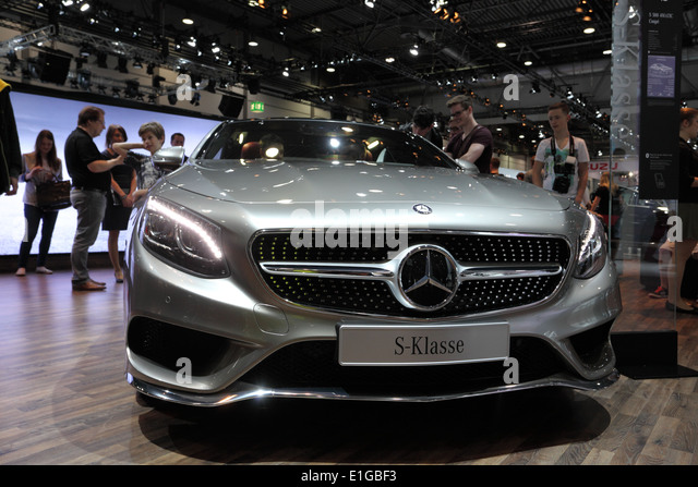 mercedes car 2014 stock photos mercedes car 2014 stock images alamy. Black Bedroom Furniture Sets. Home Design Ideas