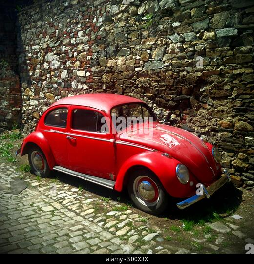Old Vw Beetle Stock Photos & Old Vw Beetle Stock Images