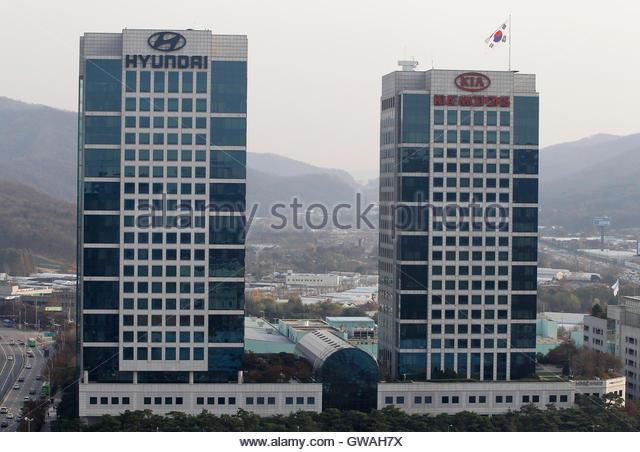Hyundai motor corp stock photos amp hyundai motor corp stock images