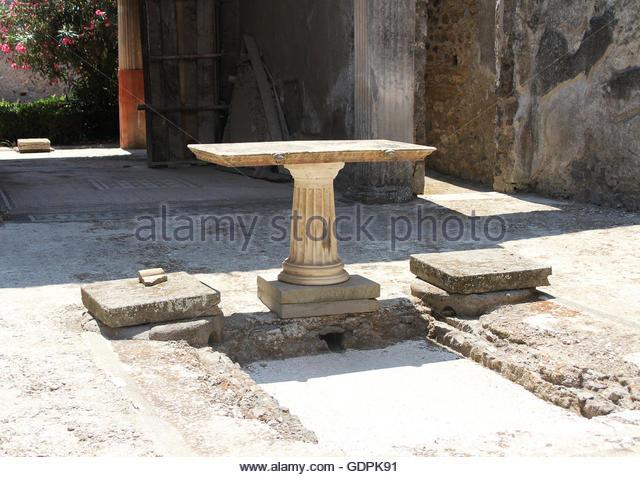 pedestal tables single pedestal table stock photos pedestal table stock images alamy