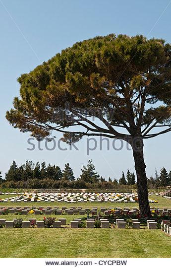 Gallipoli Graves Stock Photos & Gallipoli Graves Stock ...