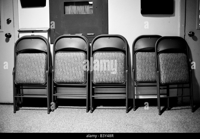folding chairs stock photos folding chairs stock images alamy. Black Bedroom Furniture Sets. Home Design Ideas