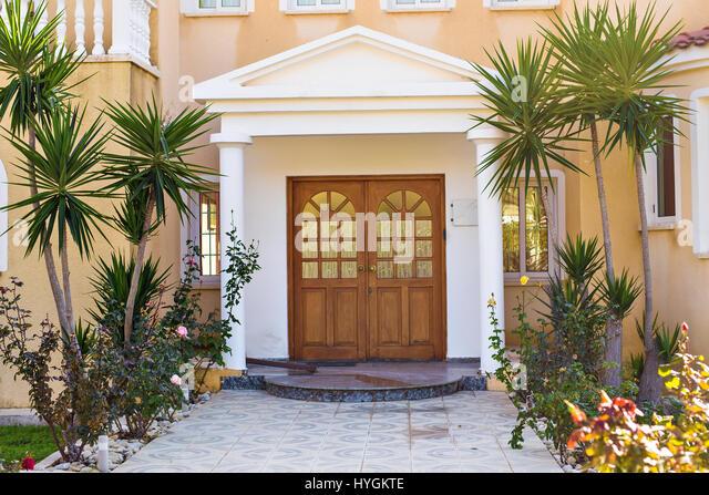 Classic Luxury House classic luxury house exterior stock photos & classic luxury house