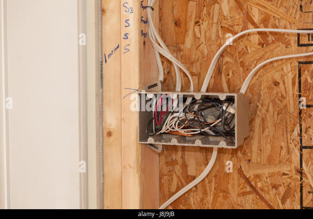 Electrical Box House Stock Photos & Electrical Box House Stock ...