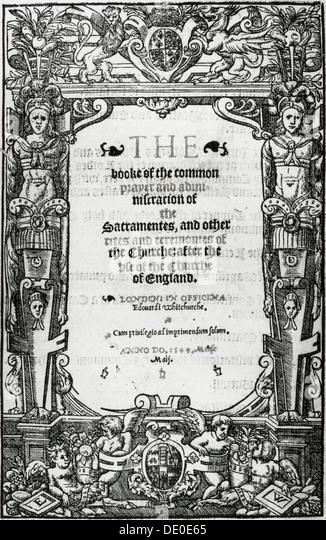 book of common prayer 1549  firefox