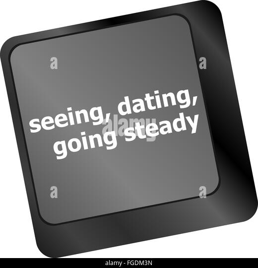 dating before going steady How dating has changed over the as now it was the man's duty to pay for the date, whereas before it was the woman who going steady was the term for being.
