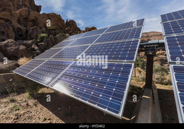 Desert Solar Stock Photos Amp Desert Solar Stock Images Alamy