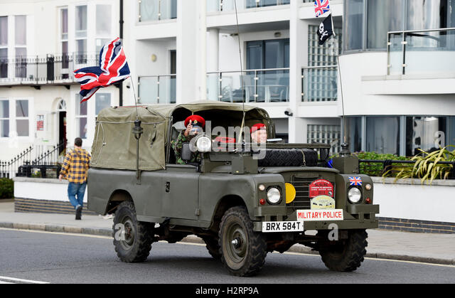 Military Land Rover Stock Photos & Military Land Rover Stock Images ...