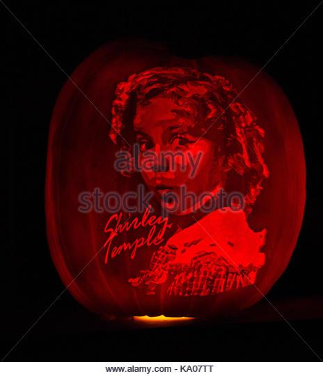 Jack O Lantern Westbury Gardens: Shirley Temple Stock Photos & Shirley Temple Stock Images