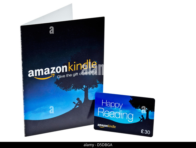 amazon co uk kindle gift voucher