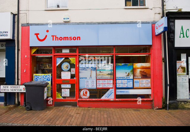 Travel Agents In Slough High Street