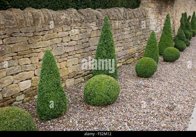 Box Topiary Stock Photos & Box Topiary Stock Images