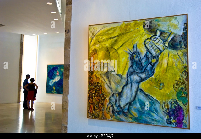 Chagall Museum Nice Stock Photos & Chagall Museum Nice ... Chagall Museum Nice