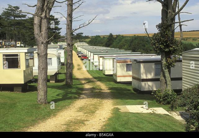 Mobile Home Park Dorset UK
