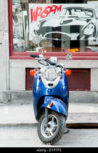 Motor scooter display stock photos motor scooter display for Motor scooter store near me