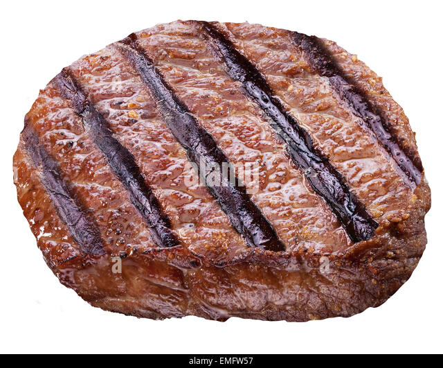 Cooked Meat Steak Cutout Stock Photos & Cooked Meat Steak ...