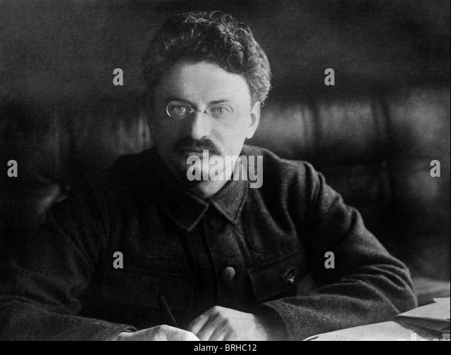 Trotsky's day out: How a visit to NYC influenced the Bolshevik revolution