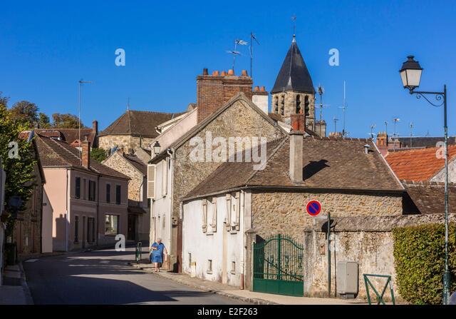 Chevreuse france stock photos chevreuse france stock for Promenade yvelines
