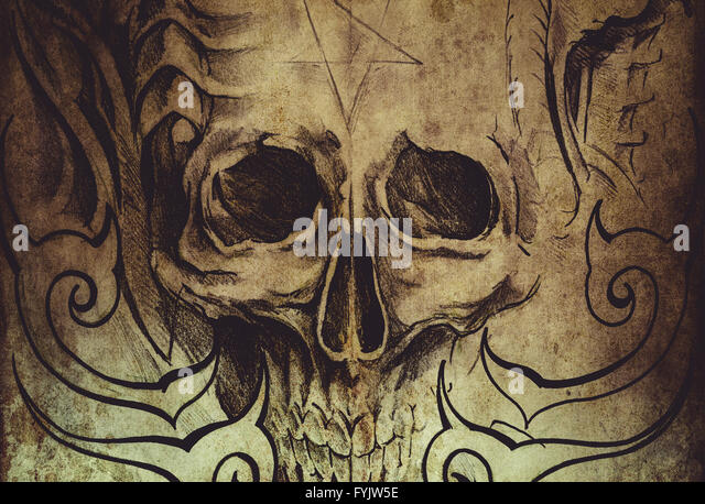 dragon skull stock photos dragon skull stock images alamy. Black Bedroom Furniture Sets. Home Design Ideas