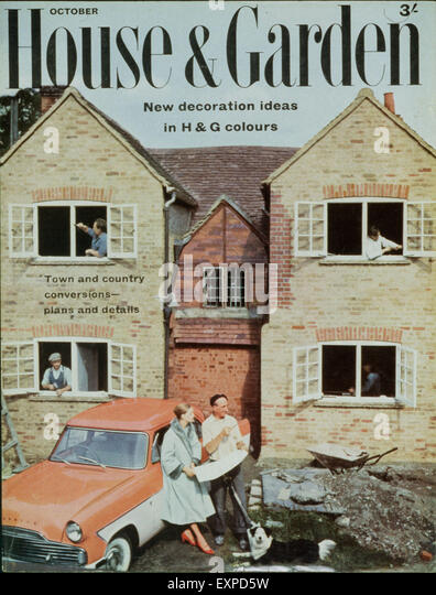 1950s House 1950s house uk stock photos & 1950s house uk stock images - alamy