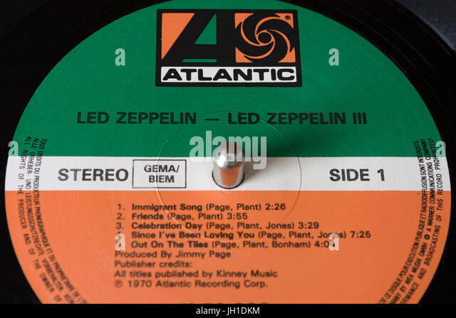 Album Label Stock Photos Amp Album Label Stock Images Alamy